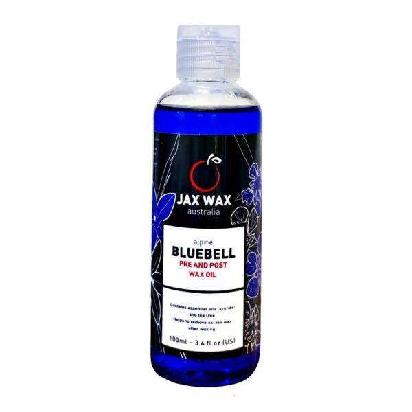 Dầu lau sáp tẩy lông Jax Wax Bluebell