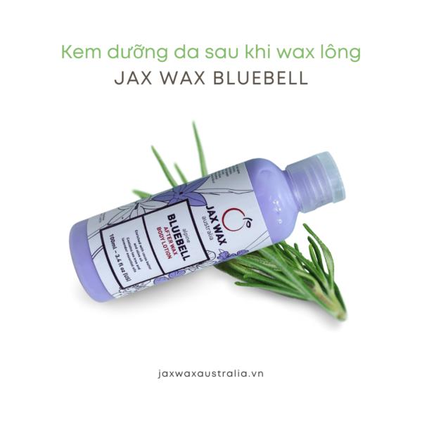 Kem dưỡng sau khi tẩy lông, kem dưỡng sau wax Jax Wax