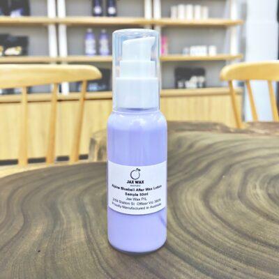 Kem dưỡng sau tẩy lông Jax Wax Bluebell 50ml