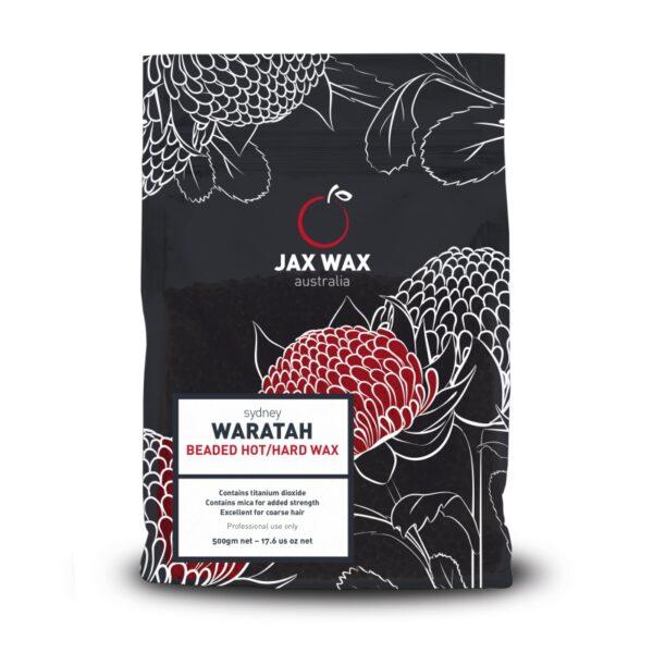 Sáp wax nóng Waratah 500g dạng hạt