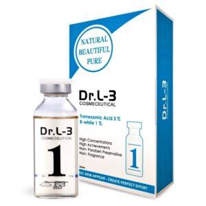 Tinh chất số 1 Dr. L3 - trắng da, giảm sạm nám, sáng thâm nhanh