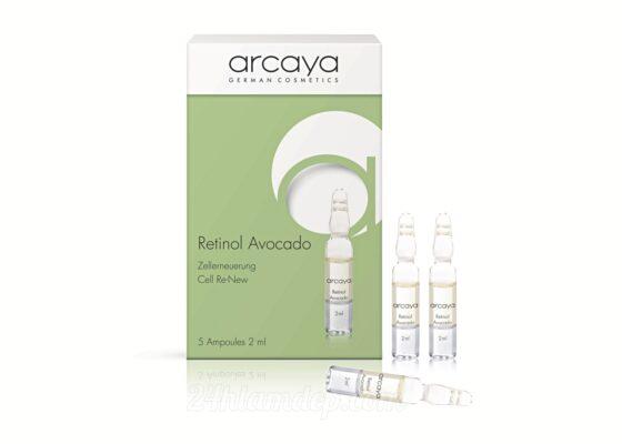Tinh chất Arcaya Retinol Avocado: kết hợp vitamin A và tinh dầu quả bơ