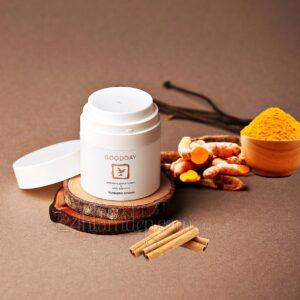 Kem dưỡng sáng da, xẹp mụn, phục hồi da Hàn Quốc tinh chất nghệ, quế, tầm xuân