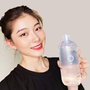 Nước tẩy trang LUOKI DOUBLE SHOT CLEANSING WATER (Hàn Quốc)