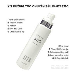 Xịt dưỡng tóc Fantastic phục hồi tóc hư tổn