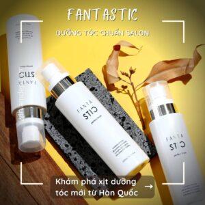 Xịt dưỡng tóc Fantastic Hàn Quốc phục hồi tóc hư tổn