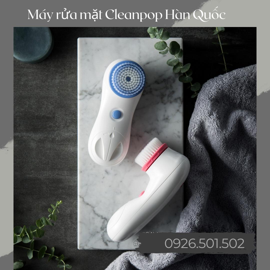 Máy Rửa mặt Cleanpop Hàn Quốc