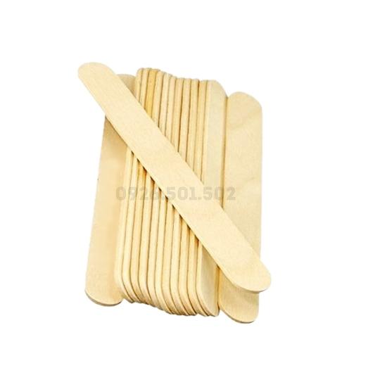 Que gỗ wax lông cỡ lớn 15x1.5cm